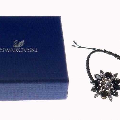 Bracelet avec fleur en cristal – SWAROVSKI & SHOUROUK