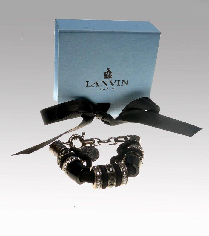 Bracelet marque de luxe Lanvin occasion