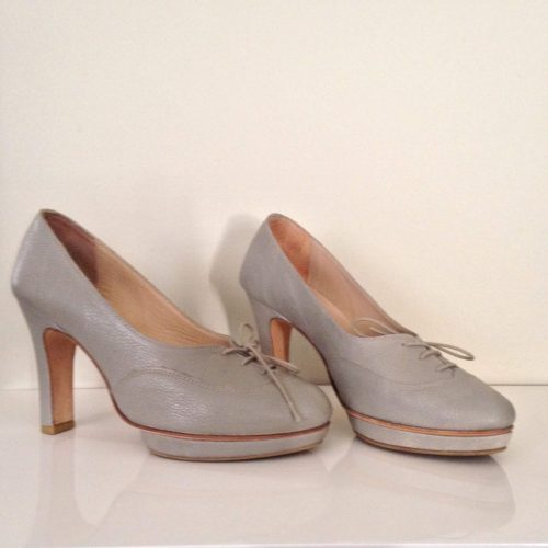 Escarpins en cuir – REPETTO