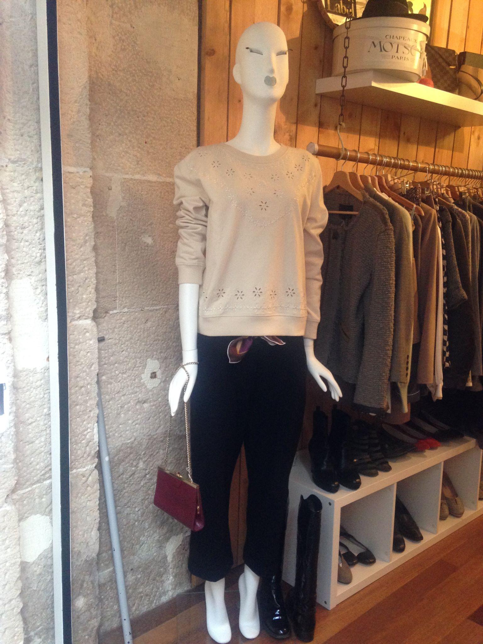 boutique tendance dépôt-vente paris le marais vêtements luxe d'occasion 75004