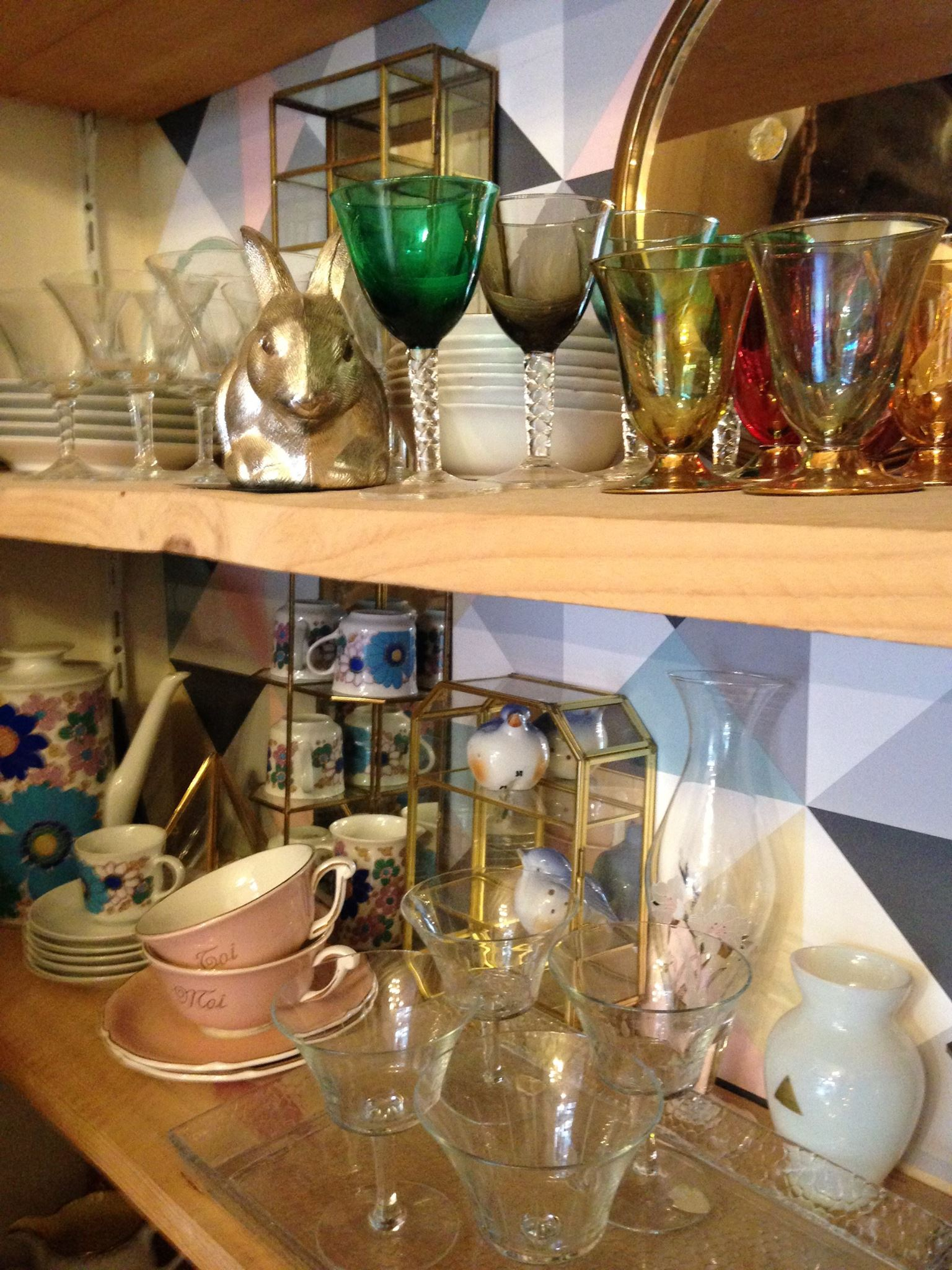 boutique deco brocante paris les chineuses chics