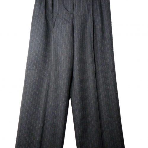 Pantalon à rayures gris – GIVENCHY