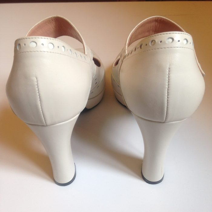 robert clergerie chaussures escarpins occasion femme