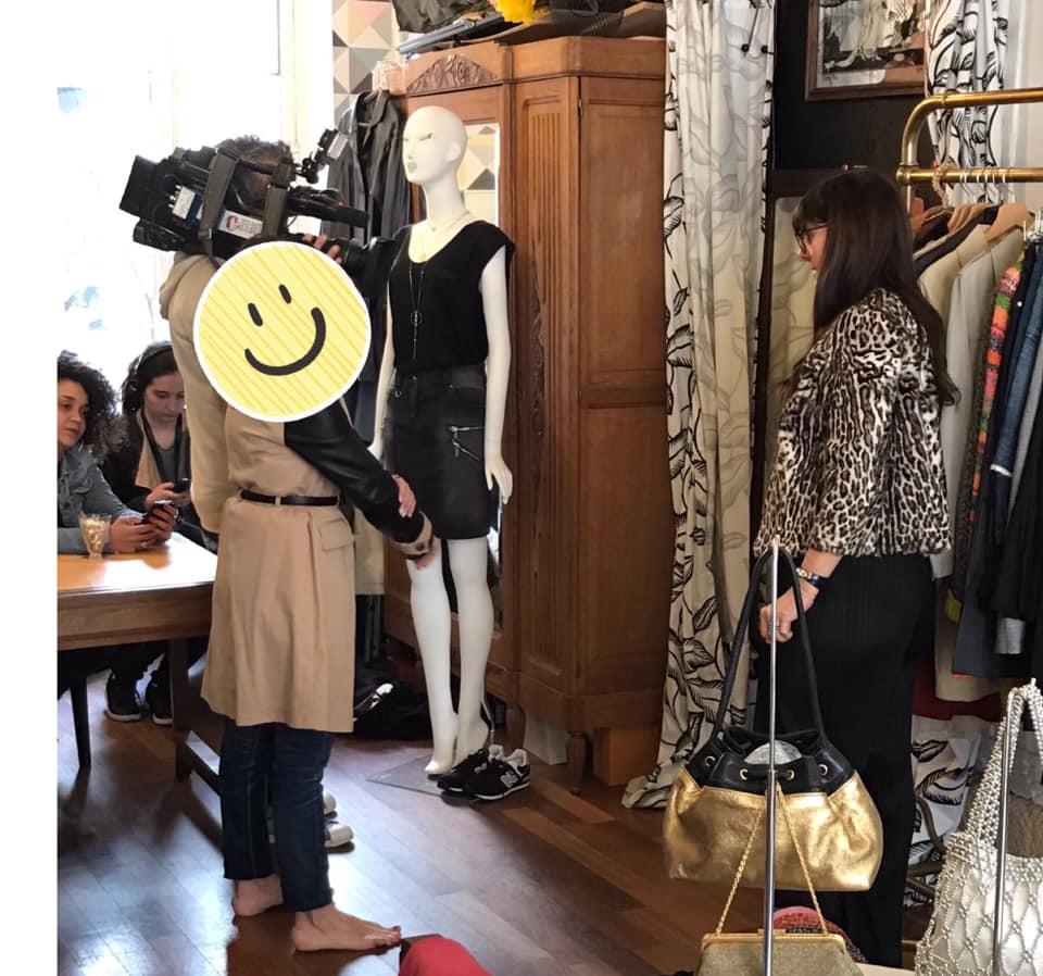 les reines du shopping boutiques mode adresses paris le marais