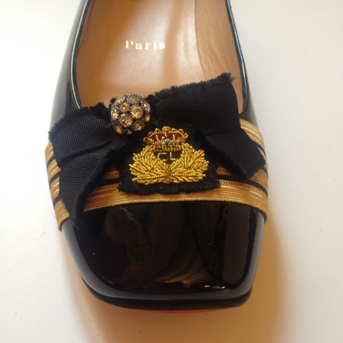 chaussures louboutin femme luxe occasion