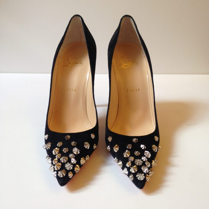 chaussures louboutin femme pas cher occasion