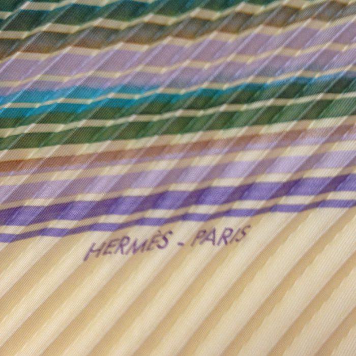 foulard Hermès modele faubourg express