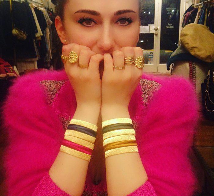 Bracelet Jaipur marque naode bijoux femme