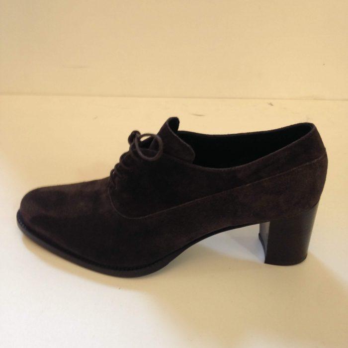 chaussures Richelieu femme heschung occasion