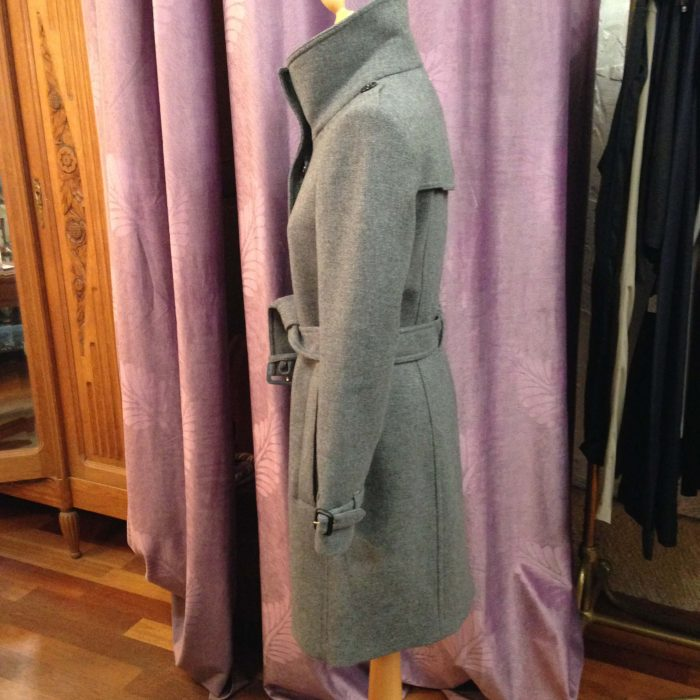 manteau hiver femme Burberry