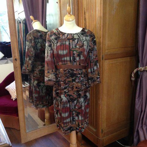 Robe imprimée – PHILOSOPHY DI ALBERTA FERRETTI