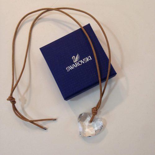Collier coeur en cristal – SWAROVSKI